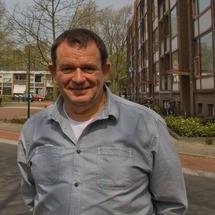 Bart is vrijwilliger bij Bewonerscommissie Rembrandtpark
